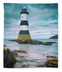 Penmon Point Fleece Blanket