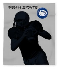 Penn State Football Fleece Blanket