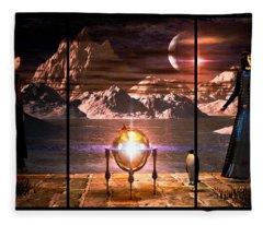 Penquin Magic Fleece Blanket