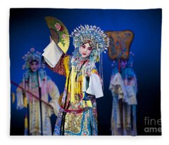 Peoples Liberation Army Performance Fleece Blanket