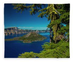 Perfect Picture Frame Fleece Blanket