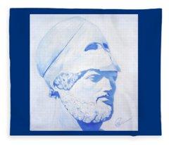 Pericles Fleece Blanket