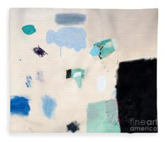 Permutation Fleece Blanket