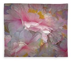 Petal Dimension 20 Fleece Blanket