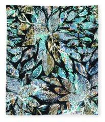 Petales - 3f8bsp33 Fleece Blanket