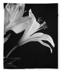 Petals' Light Fleece Blanket