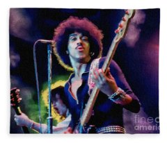 Phil Lynott - Thin Lizzy Fleece Blanket