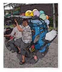 Philippines 2762 Party Supplies Fleece Blanket