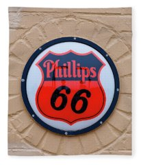 Phillips 66 Fleece Blanket