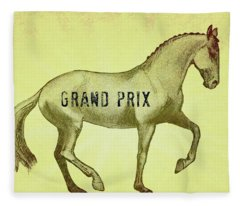 Piaffe Grand Prix Fleece Blanket