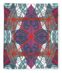 Pic11_coll2_14022018 Fleece Blanket