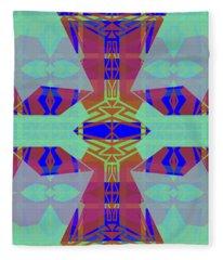 Pic11_coll4_10122017 Fleece Blanket