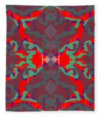 Pic12_coll1_11122017 Fleece Blanket