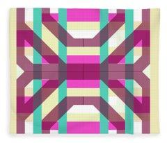 Pic12_coll1_14022018 Fleece Blanket