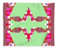 Pic13_coll2_14022018 Fleece Blanket