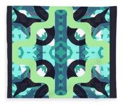 Pic1_coll2_14022018 Fleece Blanket