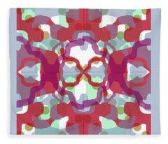 Pic2_coll1_14022018 Fleece Blanket