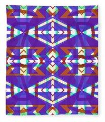 Pic2_coll2_15022018 Fleece Blanket
