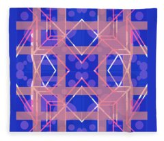 Pic3_coll1_14022018 Fleece Blanket