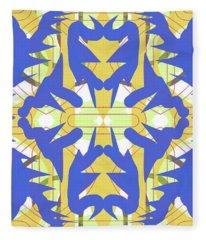 Pic4_coll1_15022018 Fleece Blanket