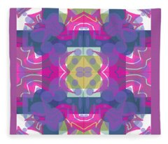 Pic7_coll1_14022018 Fleece Blanket