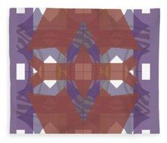 Pic8_coll1_14022018 Fleece Blanket