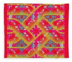 Pic8_coll2_14022018 Fleece Blanket