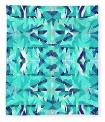 Pic9_coll1_15022018 Fleece Blanket