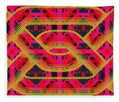 Pic9_coll2_14022018 Fleece Blanket