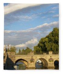 Picturesque Fleece Blanket