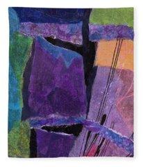 Piece Of The Puzzle Fleece Blanket