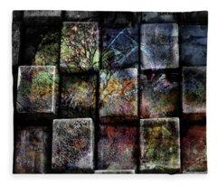 Pieces Fleece Blanket