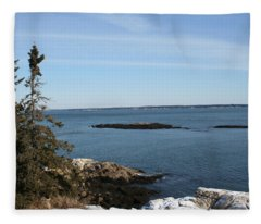 Pine Coast Fleece Blanket