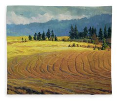 Pine Grove Fleece Blanket
