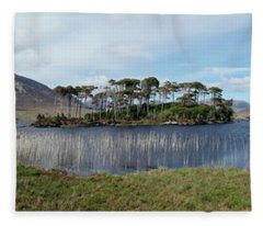 Pine Island Fleece Blanket