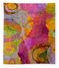 Pink Passion Fleece Blanket