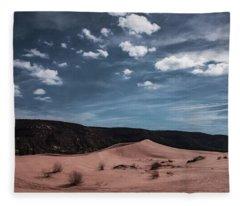 Pink Sand Dunes Np Fleece Blanket