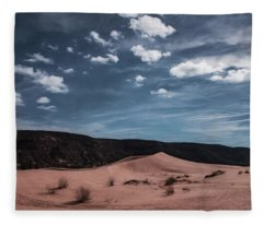 Pink Sand Dunes Np Fleece Blanket