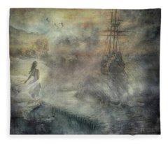 Pirates Cove Fleece Blanket