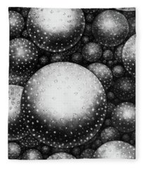 Plate Xxxi From The Original Theory Of The Universe By Thomas Wright  Fleece Blanket