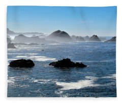 Play Misty For Me Fleece Blanket
