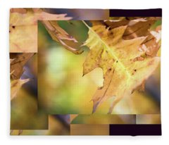 Pleasures Of Autumn -  Fleece Blanket