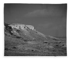 Point Of Rocks Fleece Blanket
