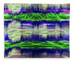 10927 Poison By Alice Cooper Fleece Blanket