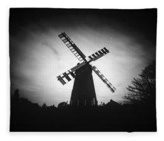 Polegate Windmill Fleece Blanket
