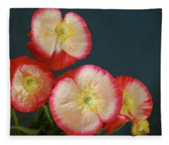 In Flanders Field Fleece Blanket