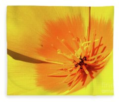 Poppy Impact Fleece Blanket