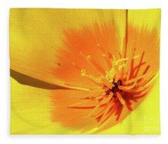 Poppy Impact Fleece Blanket