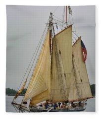 Port Side Fleece Blanket