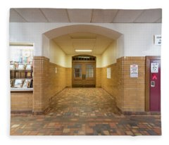 Port Washington High School 25 Fleece Blanket
